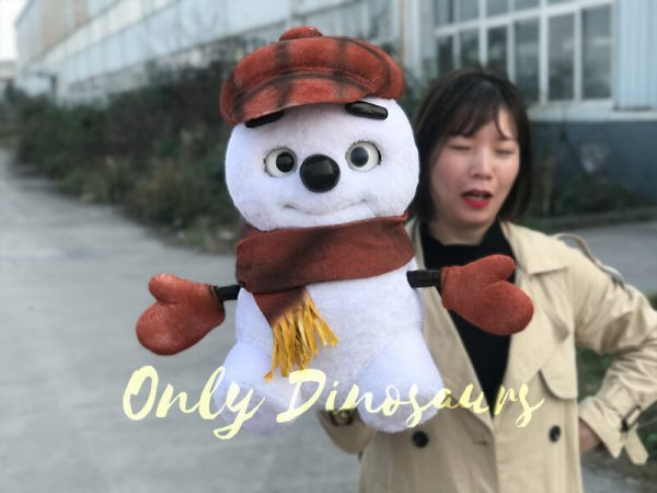 Cute-Baby-Snowman-Puppet-For-Sale1