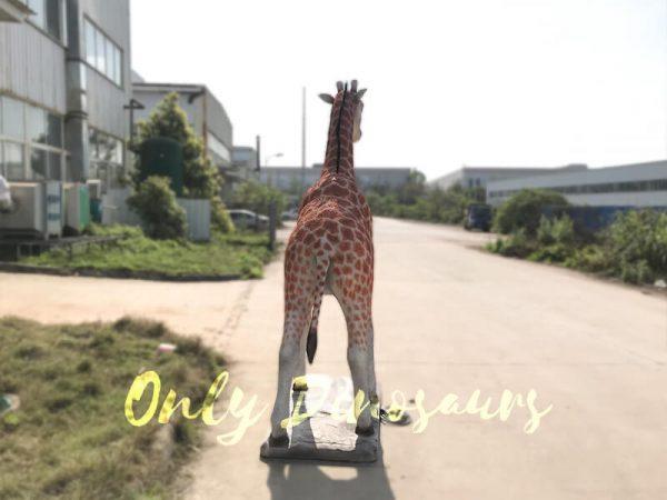 Distinctive-Simulation-Animatronic-Giraffe-Model4