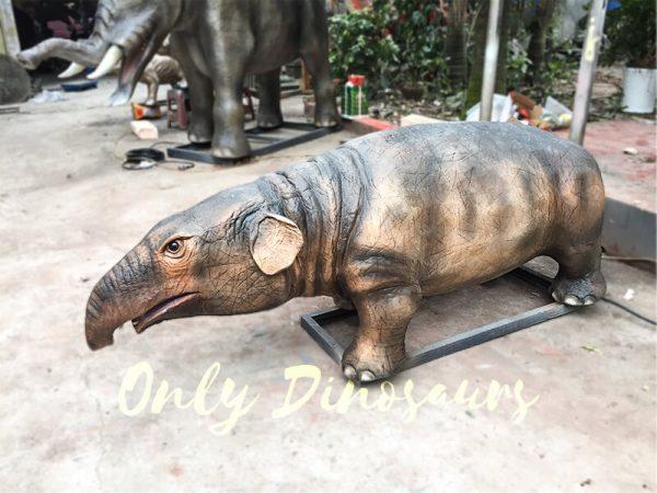 Elephant-Ancestor-Animatronic-Moeritherium-For-Sale5