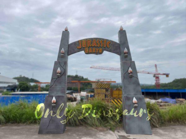 Fantastic-Jurassic-Park-Entrance-Gate6