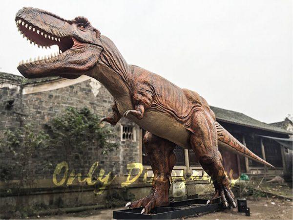 Giant-Jurassic-Park-Animatronic-Dinosaur-T-Rex-for-Sale5