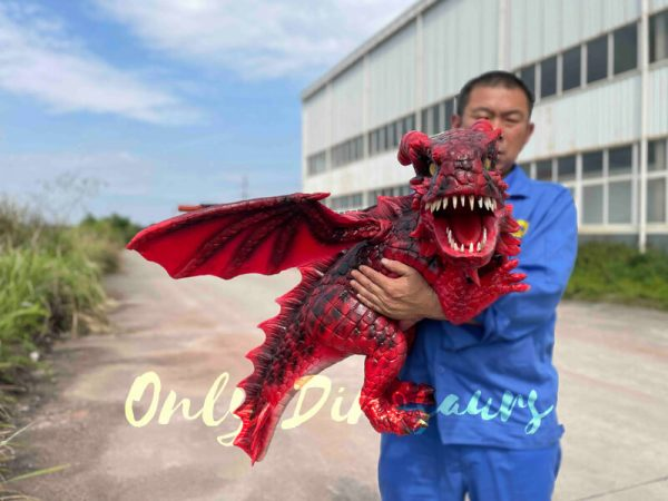Intriguing-Flying-Baby-Dragon-Hand-Puppet-for-Kids3