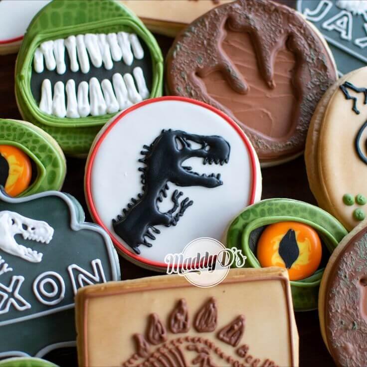 Jurassic-Park-Cookies