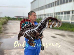 Lifelike Dinosaur Spinosaurus Puppet for Sale