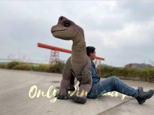 Magic Wearable Brachiosaurus Shoulder Puppet