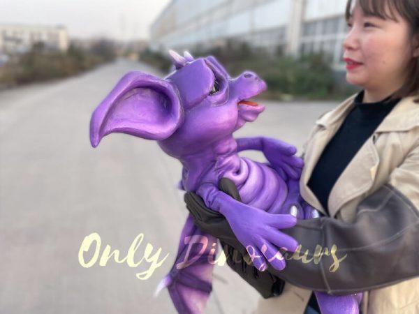 Purple-Flying-Dragon-Hand-Puppet4