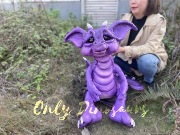 Purple-Flying-Dragon-Hand-Puppet5