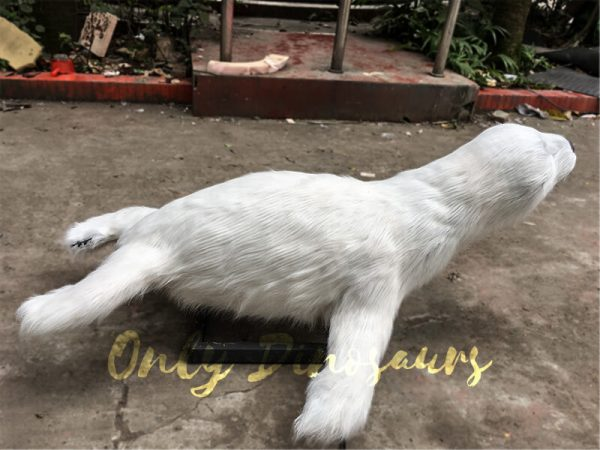 Realistic-Cute-Animatronic-Animal-Snow-Seal-for-Show6