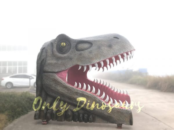 Realistic-Dino-T-Rex-Head-Gate-Entrance-for-Park4