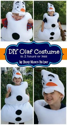 The-Best-12-Party-Characters-for-Kids-in-2021-DIY-Olaf-Costume-in-2-hours-or-less-Busy-Moms-Helper