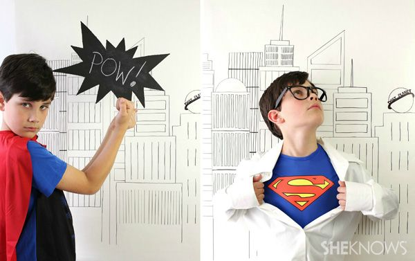 The-Best-12-Party-Characters-for-Kids-in-2021-Superman-Poses
