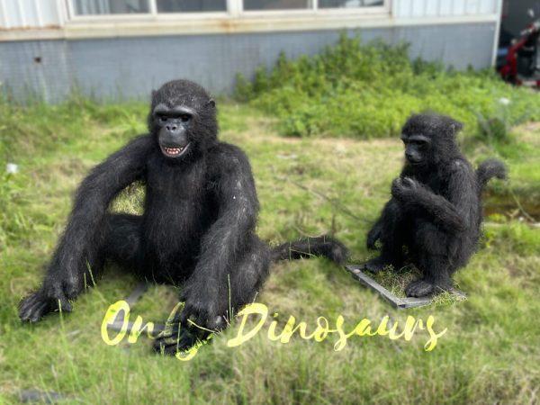 Vivid-Animatronic-Monkey-Animal-Models-for-Exhibition1
