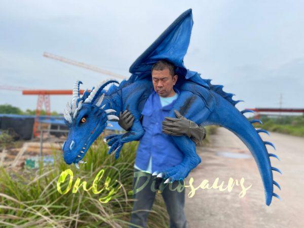 Vivid-Flying-Dragon-Shoulder-Puppet-for-Halloween5