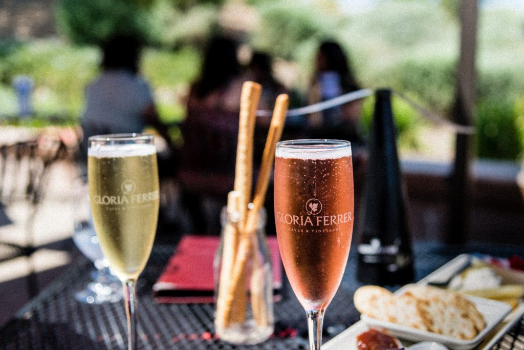 18-Best-Places-to-Travel-in-July-Destinations-in-the-U.S.-Champagne-Glasses-on-the-Table