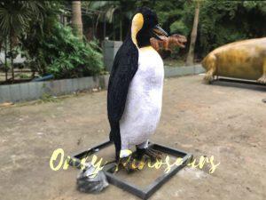 Customized Animatronic Penguin Models