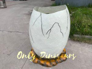 Dinosaur Eggshell Decoration Prop for Sale