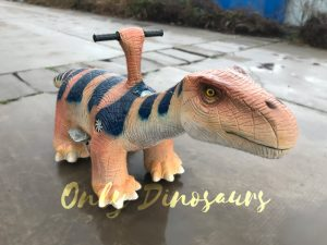 Electric Brontosaurus Ride for Amusement Park