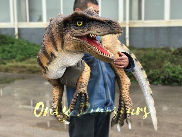 Lifelike-Baryonyx-Dino-False-Arm-Shoulder-Puppet4