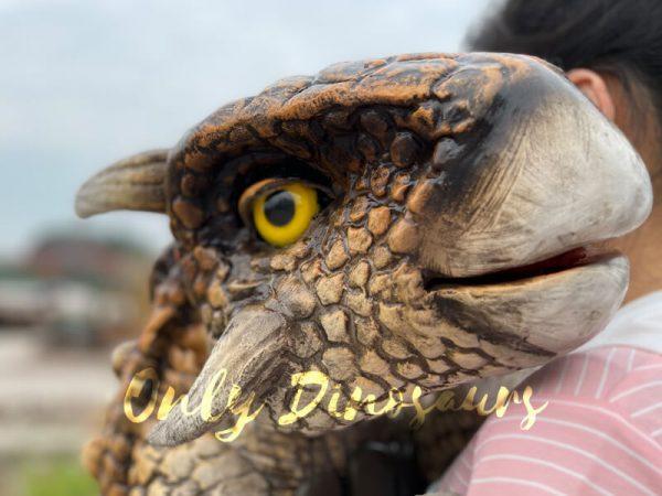 Realistic-Dinosaur-Baby-Ankylosaur-False-Arm-Puppet2