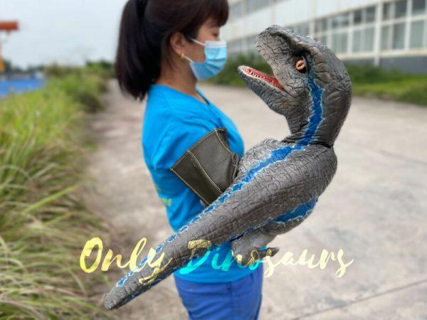 Realistic-False-Arm-Raptor-Dino-Puppet4