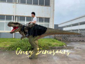 Realistic T-Rex Stilts Walking Dino Costume