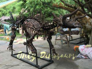 The Skeleton of Makara for Exhibition