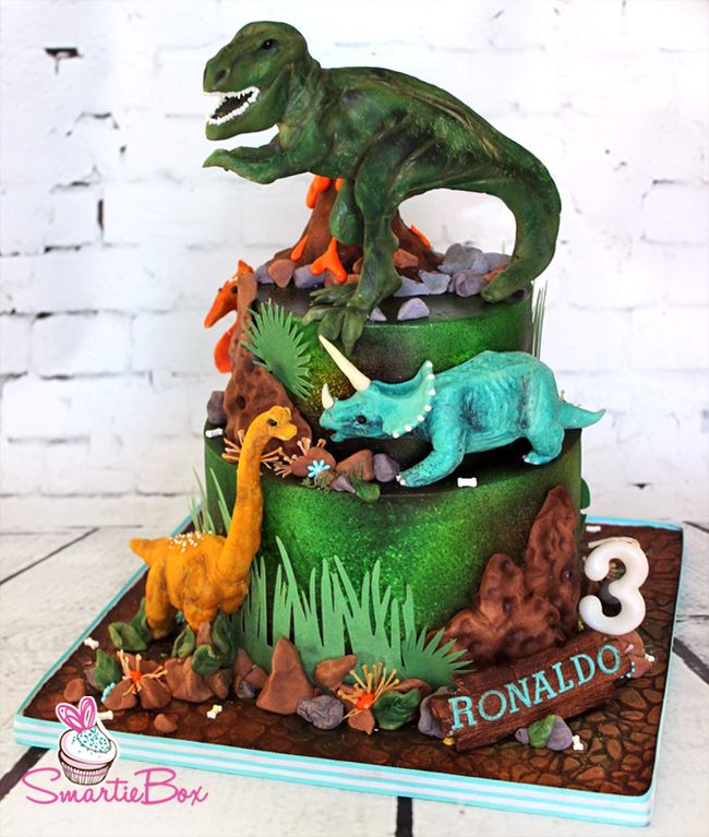 35-Unique-Dinosaur-Cake-Ideas-Everybody-Will-Love-Enjoy-Custom-Cakes