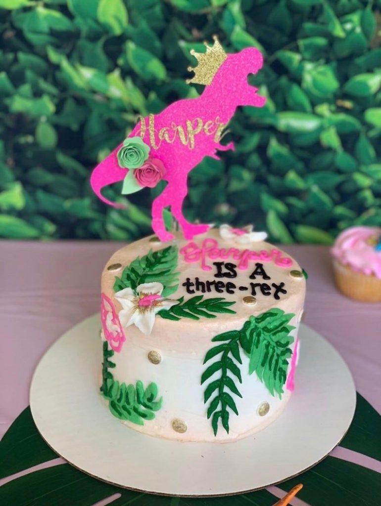 35-Unique-Dinosaur-Cake-Ideas-Everybody-Will-Love-Enjoy-She-Rex-Dino-Cake-Topper-Dinosaur-Party-Pack-Trex-Party-Decor