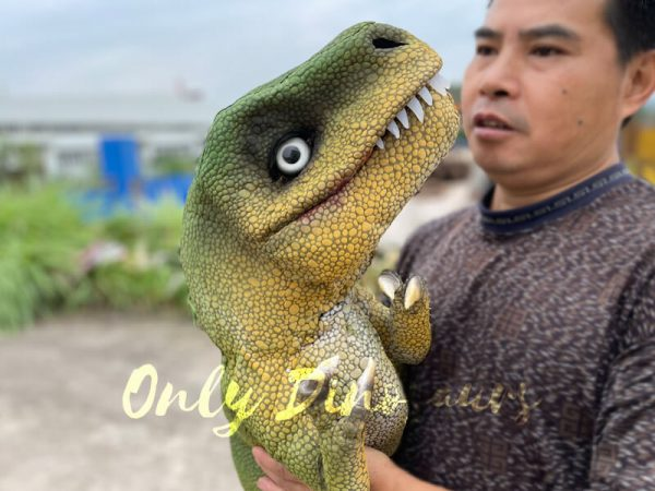 Adorable-T-Rex-Hand-Puppet-for-Party4