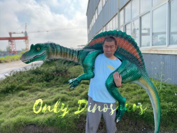 Colorful-Spinosaurus-Shoulder-Puppet-for-Sale1