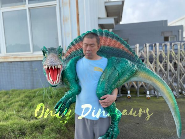 Colorful-Spinosaurus-Shoulder-Puppet-for-Sale4