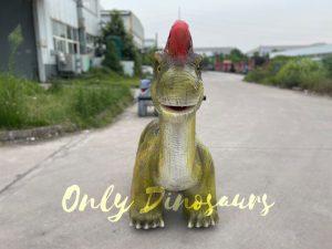 Kiddie Dino Brachiosaurus Ride for Playground