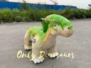 Parasaurolophus Baby Dino Ride for Park