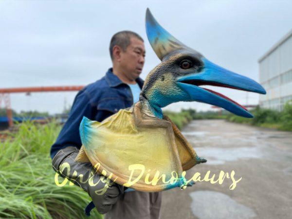 Realistic-Pterosaur-False-Arm-Puppet4