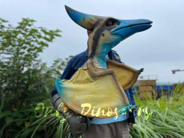 Realistic-Pterosaur-False-Arm-Puppet5