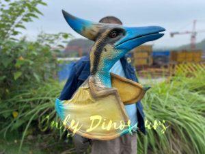Realistic Pterosaur False Arm Puppet