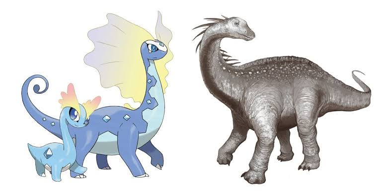 Top-15-Popular-Fossil-and-Dinosaur-Pokemons-That-You-Will-Like-Amaura-and-Aurorus