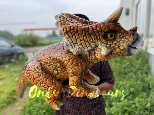 Vivid-Baby-Triceratops-Dino-Hand-Puppet5