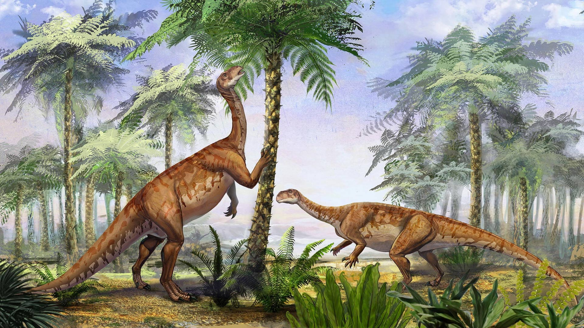 What-Does-Dinosaurs-Eat-Facts-About-Dinosaur-Diet-Two-Irisosaurus