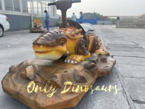 Armor Ankylosaur Dinosaur Ride for Kids