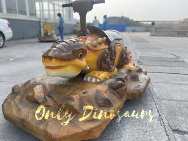 Ankylosaur Dino Ride