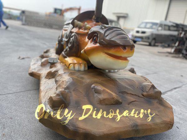 Smile Ankylosaur