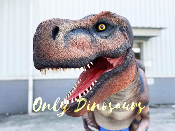 T-rex with Smile