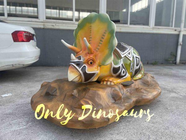 Beautiful Triceratops Dinosaur