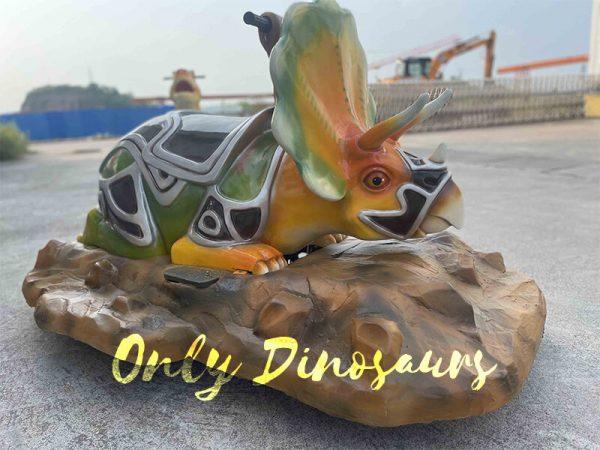 Armor Triceratops Dinosaur