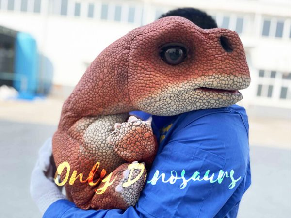 Brachiosaurus Puppet for Sale