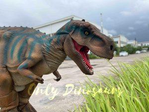 Realistic Dramatic T-Rex Hidden Legs Costume