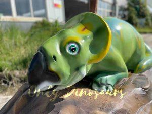 Uplifting Protoceratops Dino Kiddie Ride