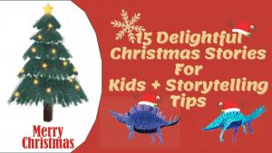 15 Delightful Christmas Stories For Kids + Storytelling Tips