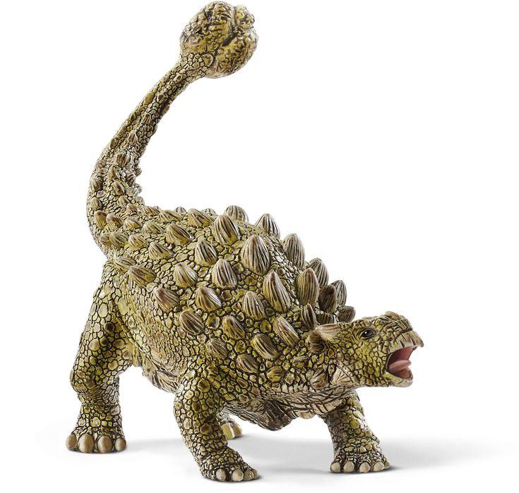 A Brown Ankylosaurus 1
